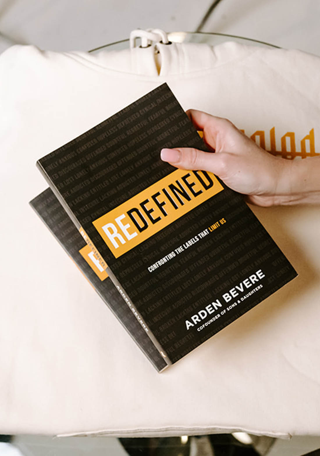 Redefined by Arden Bevere